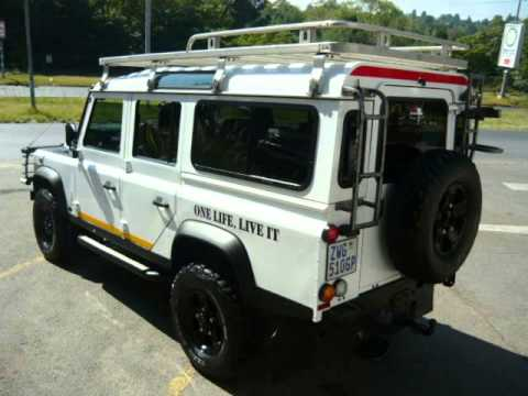 2010 Land Rover Defender 110 2 4tdi Puma Auto For Sale On Auto Trader South Africa Youtube