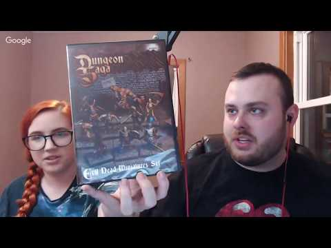 LIVE! Talking D&D, Unboxing Minis, and Taking Questions