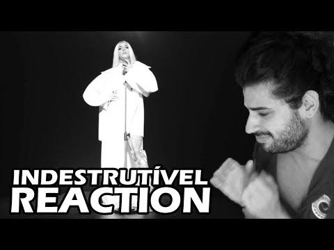 Pabllo Vittar - Indestrutível REACTION  Reação e comentários