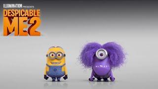 Despicable Me 2 | Evil Minion Animation Test | Illumination