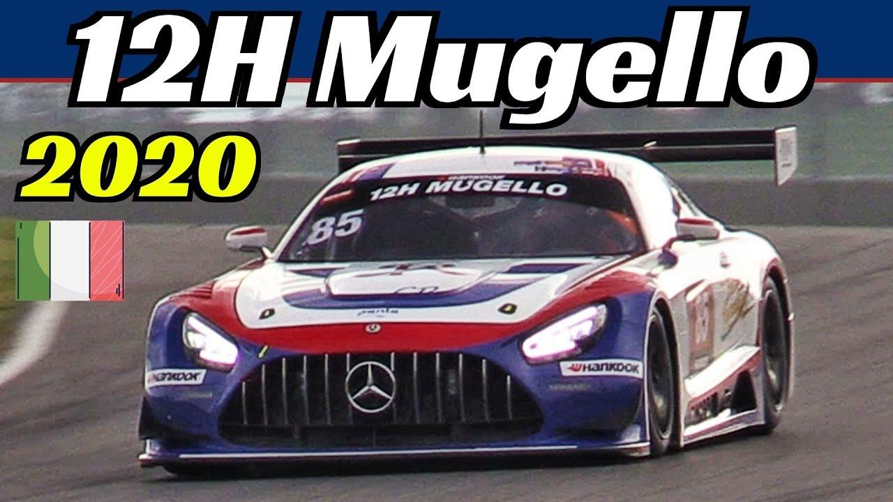 12H Mugello 2020 Highlights - 24H Series - Warm-Up & Racing Actions - Mercedes-AMG GT3, Porsche 991
