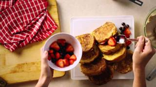christmas brunch stuffed french toast recipe pure brings us home mccormick commercial