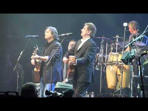 Runrig @ Party on the Moor - Edge of the World  with Donnie Munro