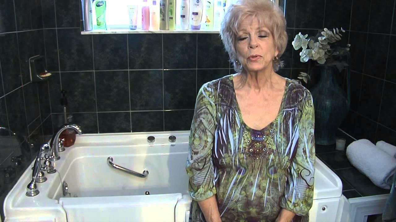 Testimonial For Walk In Bath Tubs By Tub King YouTube