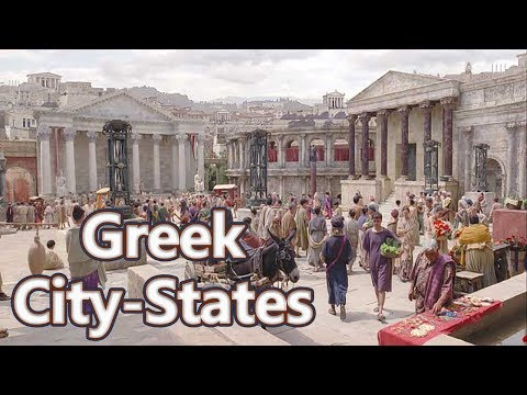 The Greek City-States - Ancient History #02 - See U in History