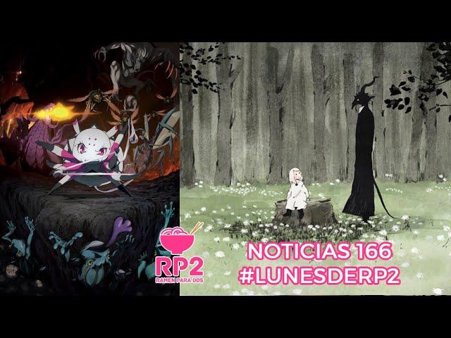 Noticias de la semana 166 | Licencias manga de Ivrea y Fandogamia, Anime de Cyberpunk