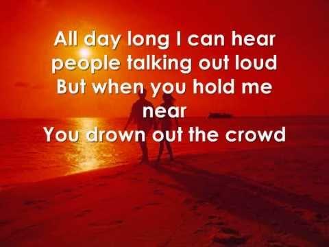 Ronan Keating - When you say nothing at all (Lyrics)