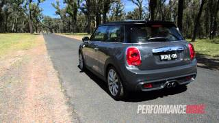 2014 MINI Cooper S 0-100km/h & engine sound