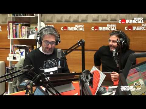 Rádio Comercial | O Homem Que Mordeu o Cão - Momentos da História do mundo