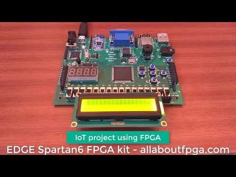 FPGA Tutorial - Internet of Things (IoT)