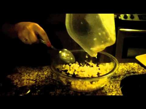 RAW FOOD class 6- RECIPE HOT CORN RELISH –