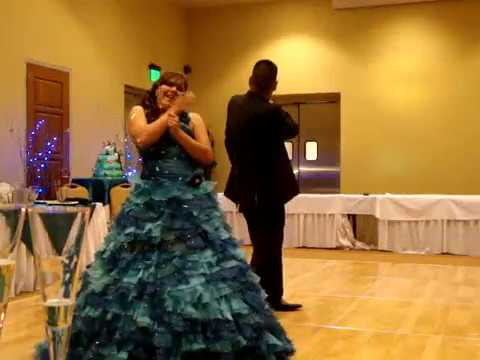 The BEST Father Daughter Dance Ever !!! SWEET 16 Dance Battle
