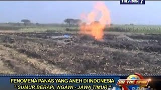 On The Spot - Fenomena Panas yang Aneh di Indonesia