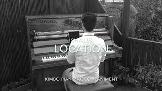 Khalid - Location (Piano Accompaniment/Karaoke/Sing Along + Sheets)