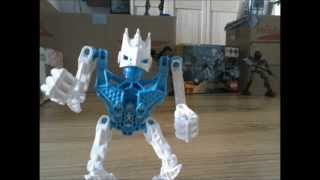 Bionicle-Presentation De la Base