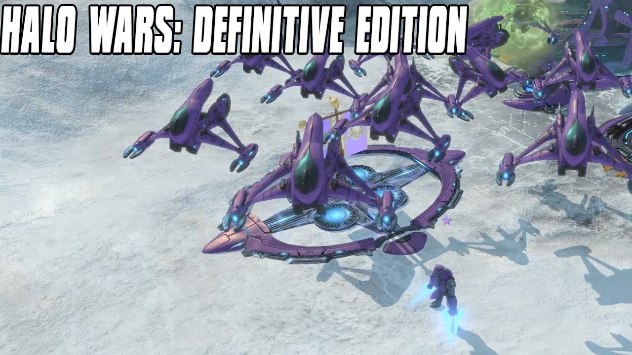 Halo Wars: Definitive Edition Gameplay Incredible Arbiter