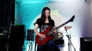 Live in BlueEyes 磯部友里and