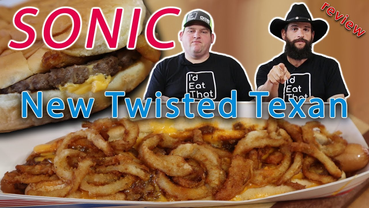 Sonic Twisted Texan