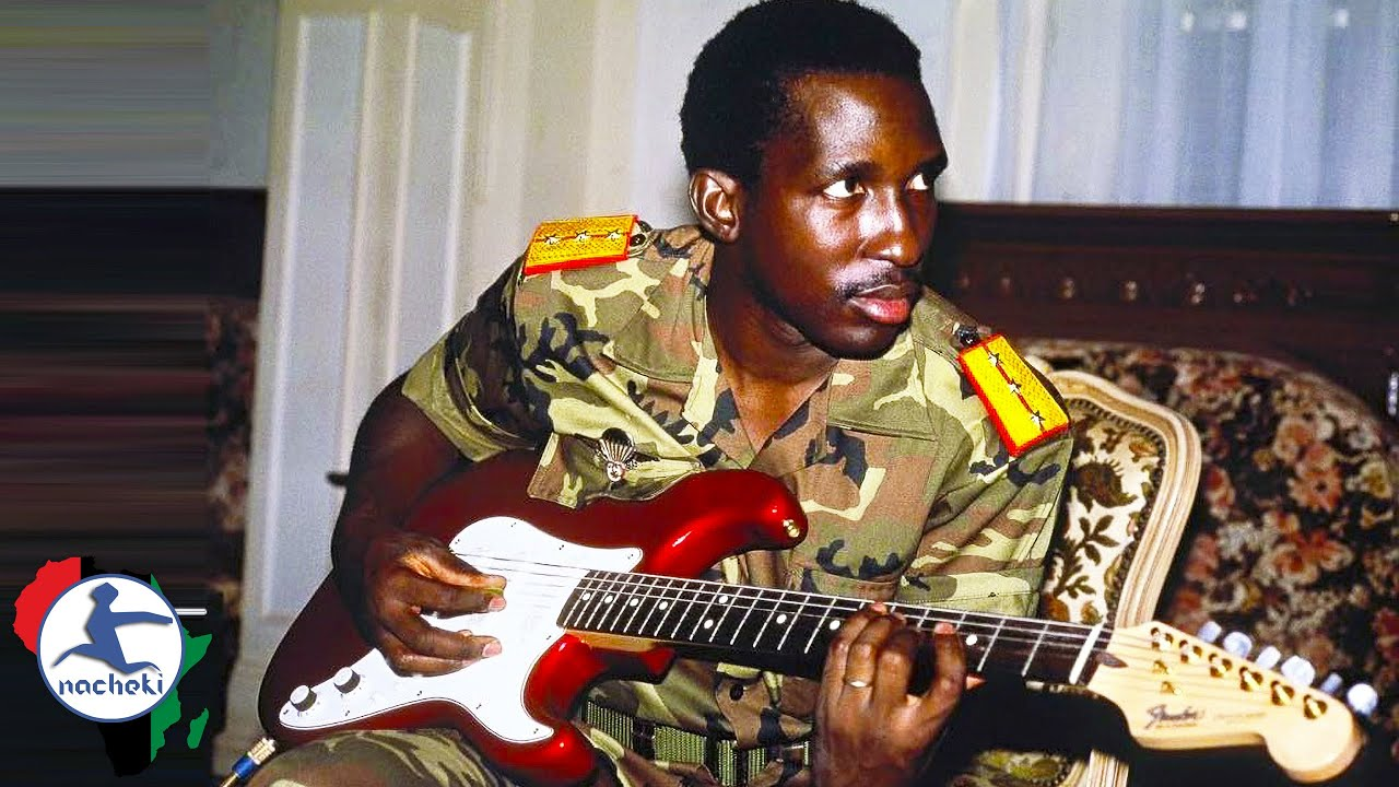 Ever Heard Thomas Sankara and Why he Might be the Greatest African Leader Ever