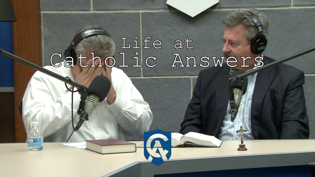 Life at Catholic Answers: The Truth is Revealed