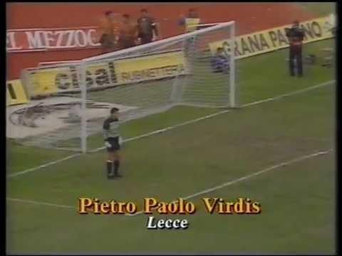 Serie a 1989/90 - 110 best goals