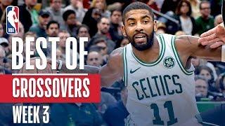 NBA's Best Crossovers | Week 3