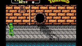 Teenage Mutant Ninja Turtles II - The Arcade Game - Vizzed.com GamePlay - User video