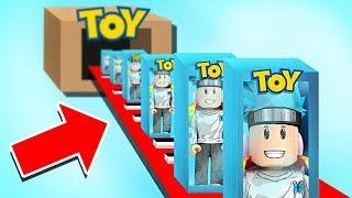 THE FABBRICA DI GIOCATTOLI DI LOKKI su ROBLOX ITA!! Toy Tycoon