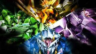 Gundam 00 2nd season Trust you (guy Version)