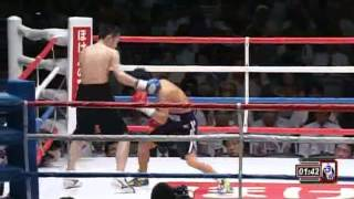 49.5kg契約 8回戦 小野VS櫻井
