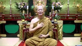 プラユキ・ナラテボー師 瞑想実践