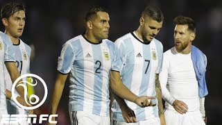 Why is Argentina leaving one of its most talented players out of its 2018 World Cup squad?   ESPN FC