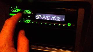 Easy video guide to fix your Pioneer Stereo if your battery ever dies or gets disconnected.