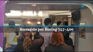 Video Recorrido en Boeing 747-400 de Wamos Air download MP3, 3GP, MP4, WEBM, AVI, FLV Juni 2018