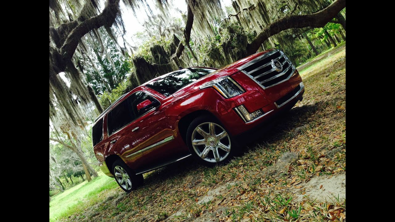 2015 Cadillac Escalade First Drive Youtube