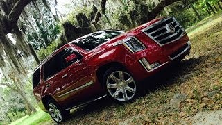 2015 Cadillac Escalade - First Drive