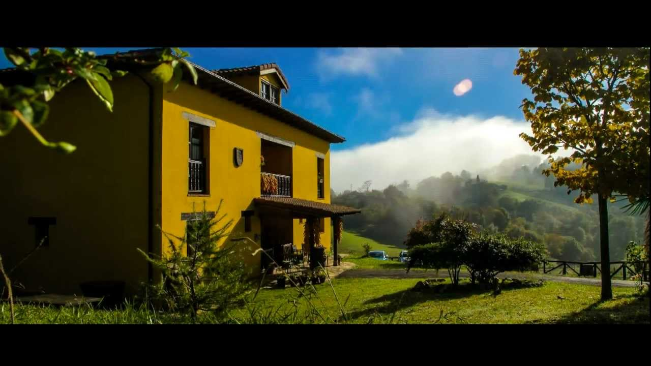 Tu casa rural en asturias un turismo rural diferente youtube - Tu casa rural ...