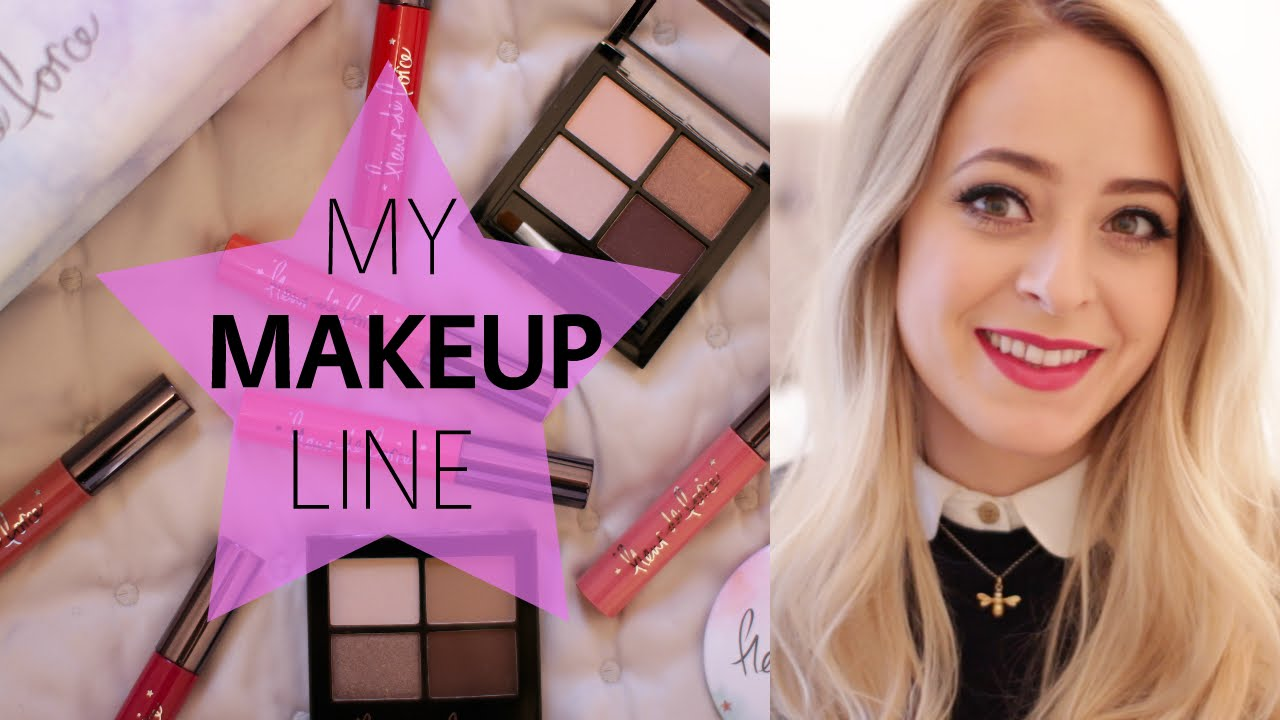 How To Create My Own Makeup Line