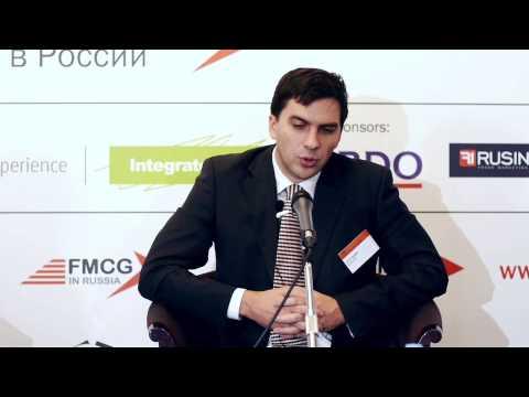 Onstage interview with Maxim Basov, General Director, Rusagro