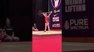 7 Yers Old lifter..OLYMPIC WEIGHTĻIFTING 101: How To Snatch (Full Guide) Ft. Clarence Kennedy