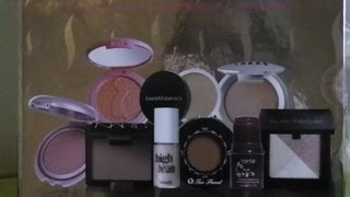 Sephora In the glow unboxing Thumbnail