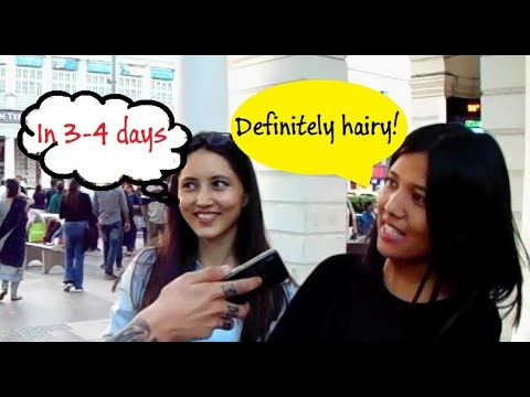 HAIRY OR CLEAN SHAVEN guys FROM DOWN THERE | how often do GIRLS CLEAN THEMSELVES | DELHI GIRLS TALK|