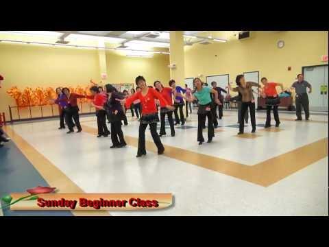 Papaya Cha Cha - Line Dance
