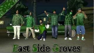 GTA San Andreas - Gangster slideshow