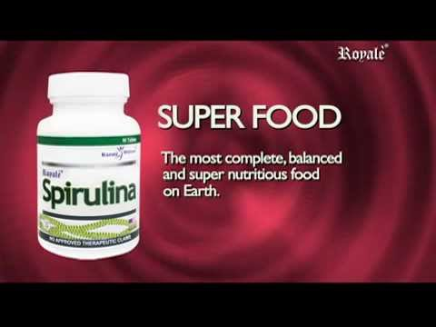 Royale Product Presentation: Spirulina - Royale Business Club, Inc.