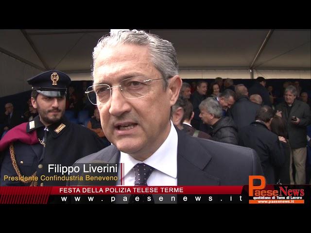 Telese Terme Festa Polizia 2019