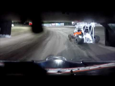 Plaza Park Raceway 4/26/19 Jr Sprint Heat Cash GoPro