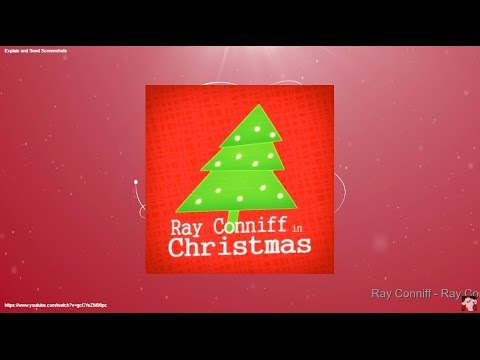 Ray Conniff in Christmas (Full Album)