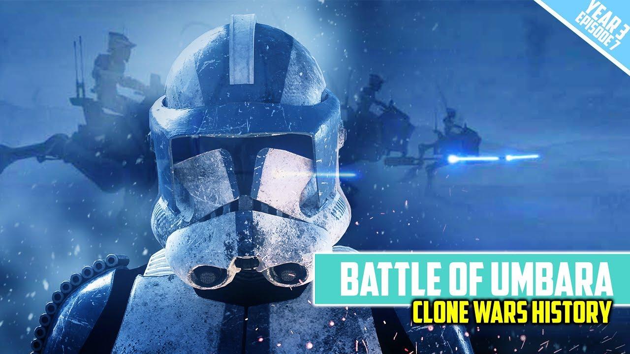 The Battle Of Umbara Clone Wars History