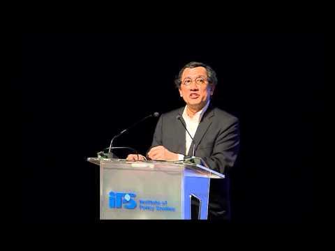 IPS- Nathan Lecture II - US-China Relations by Mr Bilahari Kausikan